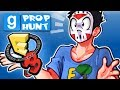 Gmod Ep. 78 PROP HUNT! - MY FIRST E-TREE EVENT! (Garry's Mod Funny Moments)