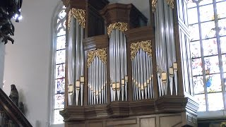 Orgelimprovisatie op Jesu, meine Freude