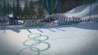 Vancouver 2010 The official video game of the winter Olympics [HD]  trailer #3