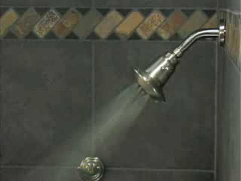 Alsons Water Amplifying Shower Heads w/Fluidics Technology - YouTube