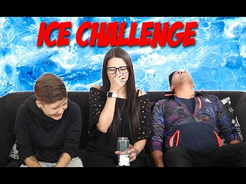 ICE FEET CHALLENGE FEAT | EVA DE METAL | SEDUCEMEMUJER