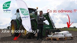 Odmiana wybrana a jak składniki glebowe !?  [SyngentaChallenge] #2 Siew jęczmienia!