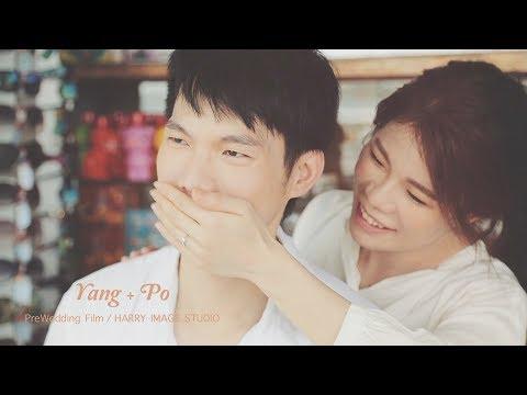 Yang+Po婚紗側錄MV