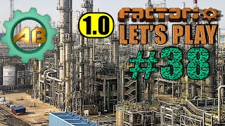 Factorio Let'sPlay [S6EP38] Ракетное топливо