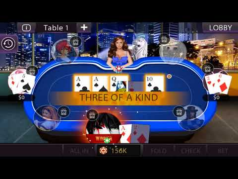 Poker Offline And Live Holdem Mobile Poker Game Play