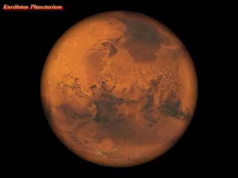 Mars Rotation - YouTube