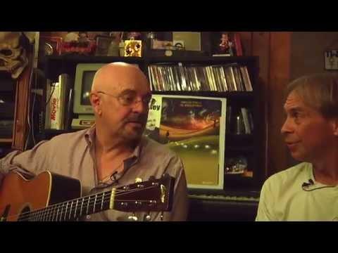 NOWMAN Show: Episode 5 - Musician James Lee Stanley