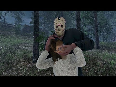 CORRE WILLY CORRE!! FRIDAY THE 13th: THE GAME