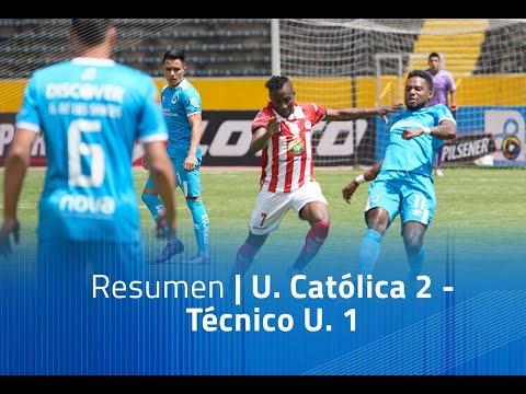 U. Catolica Tecnico U. Goals And Highlights