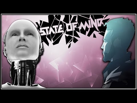 Transhumanism: MAN or MACHINE? - State Of Mind Gameplay (New Daedalic Game)