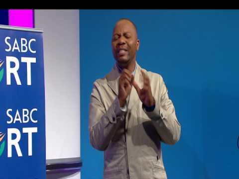 Shampoonizer entertains Thomas Mlambo and David Kekana