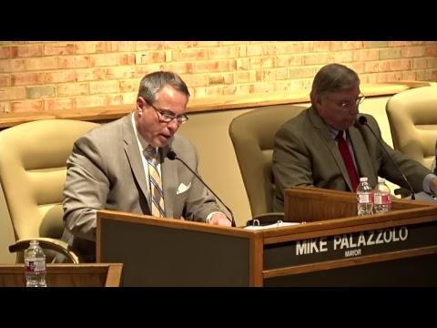 Germantown Board of Mayor & Aldermen Meeting 4/23/18