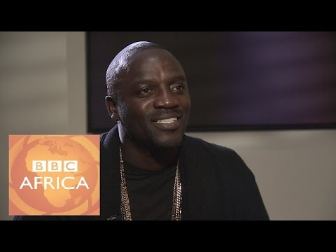 Akon on Lighting Africa - BBC Africa Exclusive