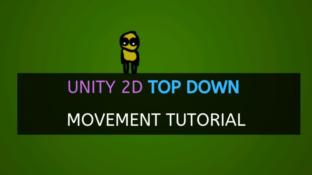 2d player movement unity