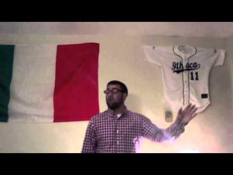 Sam Coppola Orientation Presentation