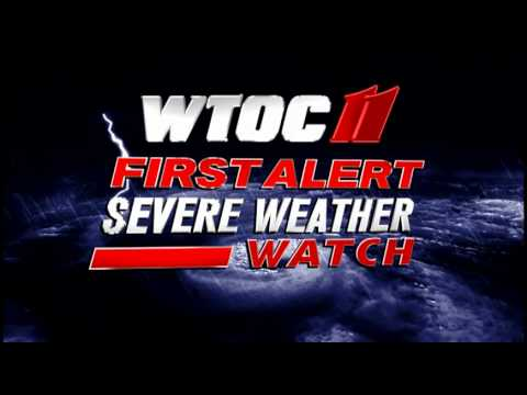 wtoc first alert severe weather watch