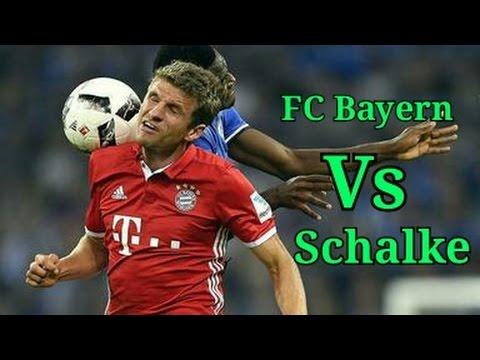 Download FC Bayern München Vs Schalke Highlights | 3 : 0 | 01.03.2017
