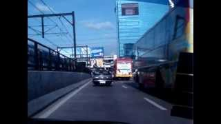 Driving in Philippine Traffic