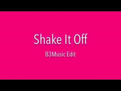 Taylor Swift - Shake It Off (Super Clean) [Lyrics in Subtitles]