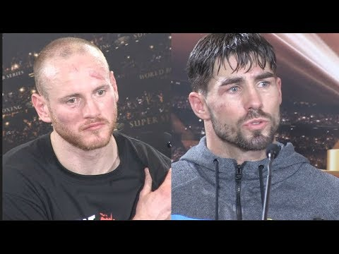 GEORGE GROVES v JAMIE COX - FULL & UNCUT POST FIGHT PRESS CONFERENCE / & GROVES-EUBANK JR CONFIRMED!
