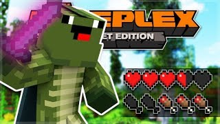 FREE MCPE SURVIVAL SERVER! Minecraft Pocket Edition MINEPLEX Survival Mode (Pocket Edition)