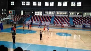 Zonguldak - Çorum basketbol 2017