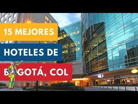 Los 15 mejores hoteles de Bogotá, Colombia en 2017 según TripAdvisor