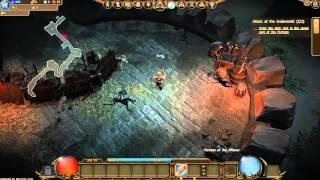 Drakensang Gameplay and Review