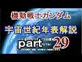 【機動戦士ガンダム】ゆっくり 宇宙世紀 年表解説 part29