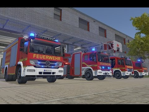 Emergency Call 112 The Fire Fighting Simulation - 24hr Gameplay