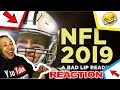 HILARIOUS! | A Bad Lip Reading of The NFL | REACTION VIDEO