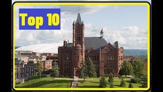 Top 10 Best Jourฑalism Schools for Undergraduates I United State