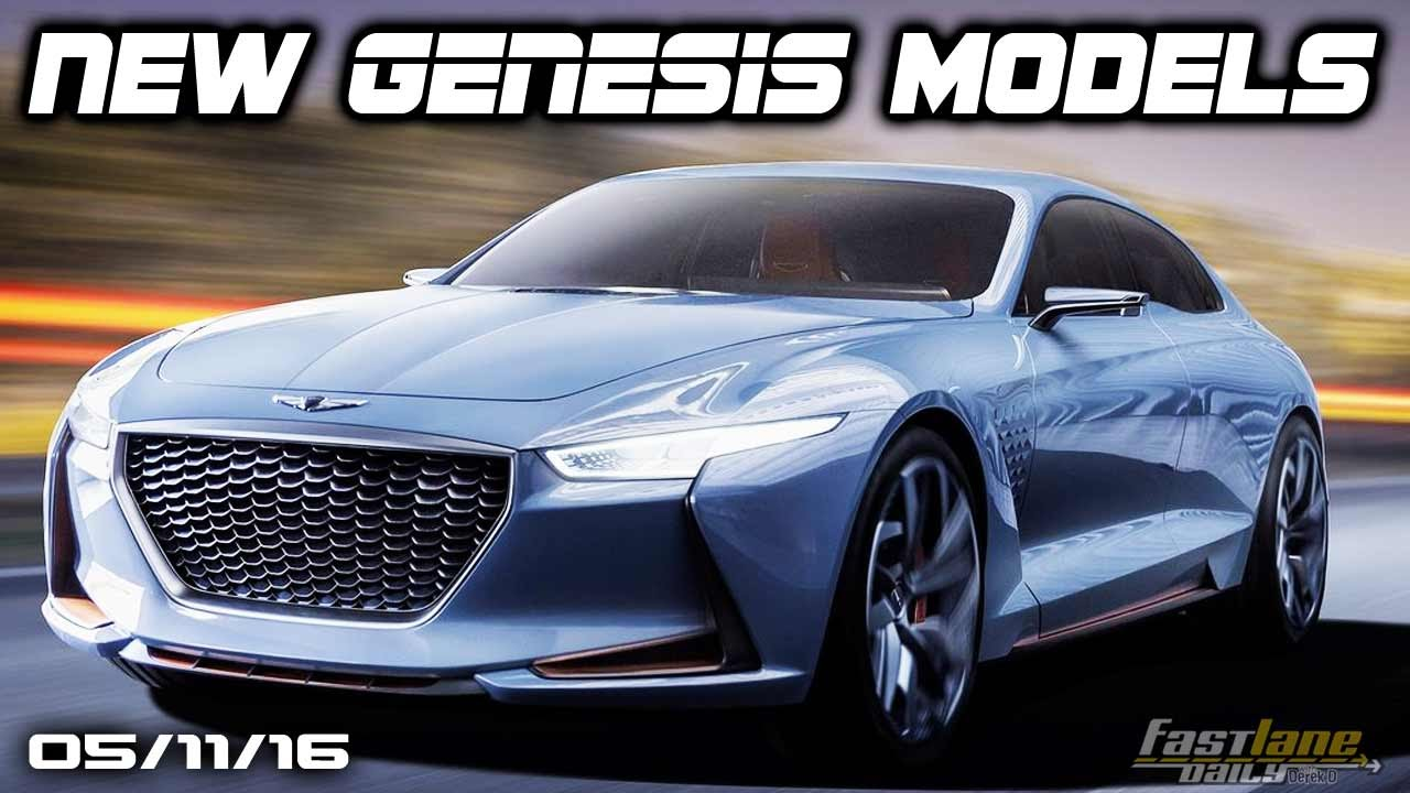 Genesis Hybrid Models Youtuber Wants New Ford Gt Tesla Model  Design Fast Lane Daily