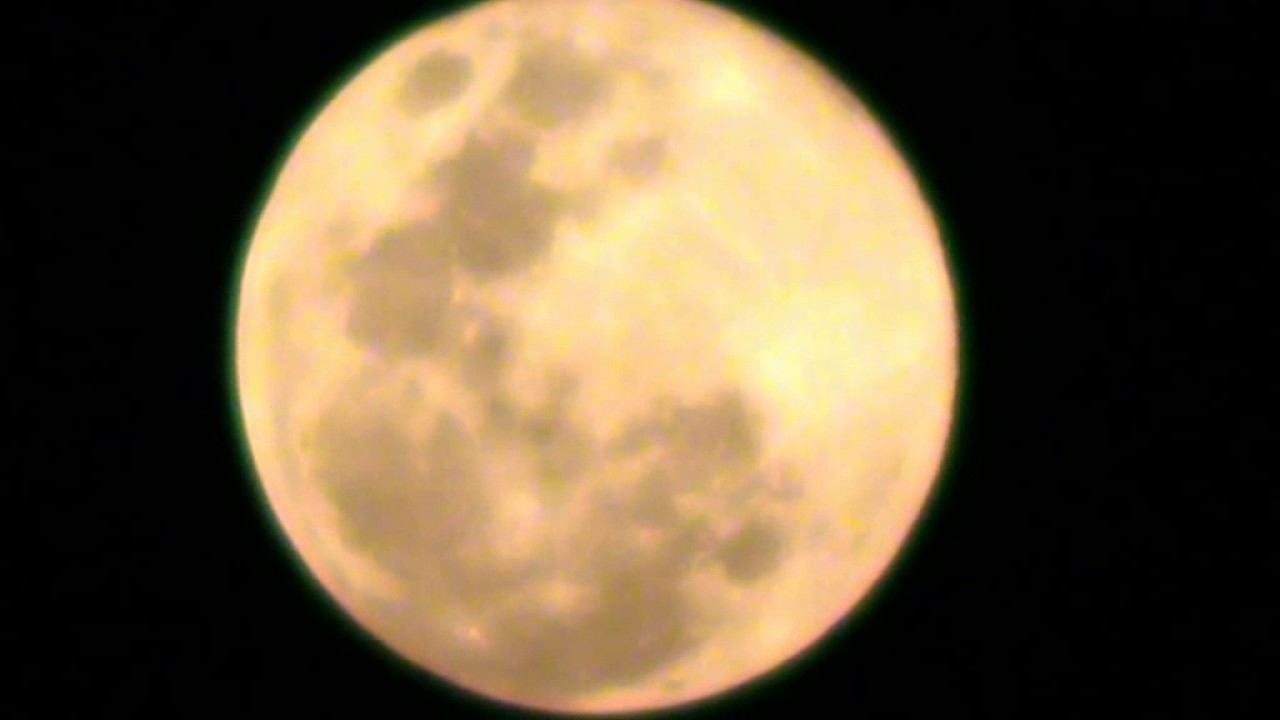 Pink Moon 11 Apr 2017 Youtube