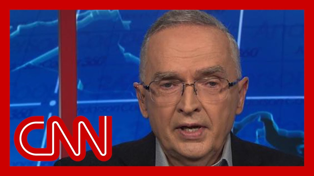 Ralph Peters: Trump must keep 'throne' to avoid prison
