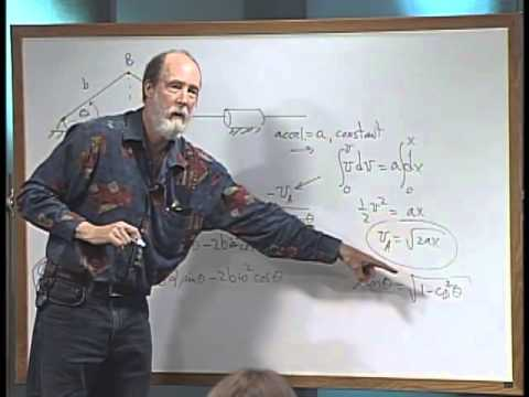 Math Engineering 212 - Section 22 - Relative Velocity - Part 1