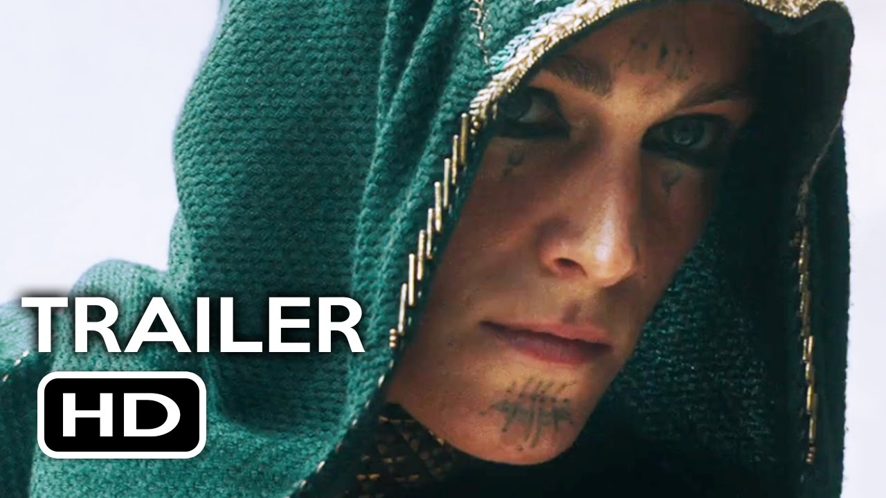 Assassin S Creed Official Trailer 2 2016 Michael Fassbender