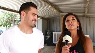 Jose Ramirez talks upcoming Title Defense