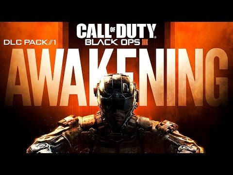 CALL OF DUTY BLACK OPS 3: DLC 1 AWAKENING TRAILER (REACCION 2.0)