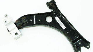 How to change lower control arm on a MKV Rabbit or Jetta