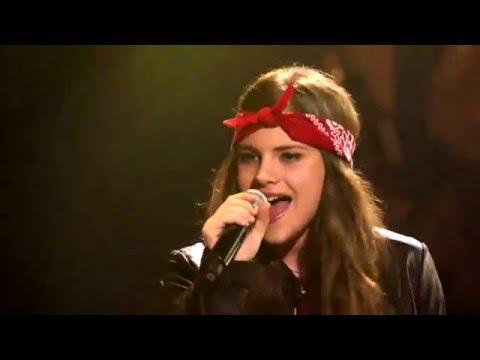 Serena - 'Best Fake Smile'  | Sing-off | The Voice Kids | VTM
