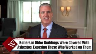 How Could I Have Been Exposed to Asbestos as a Maintenance Man? – NY Lawyer Joe Williams