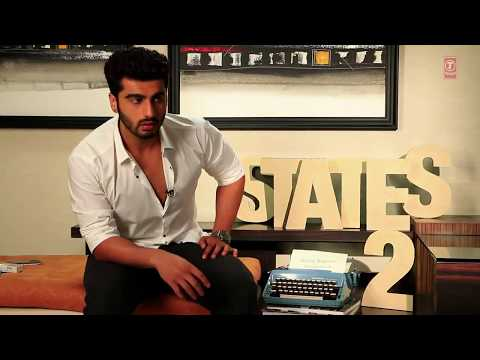 Offo 2 States Song Making   Arjun Kapoor, Alia Bhatt   Aditi Singh Sharma, Amitabh Bhattacharya