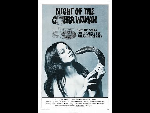 """Movies to Watch on a Rainy Afternoon- """"Night of the Cobra Woman (1972)"""""""