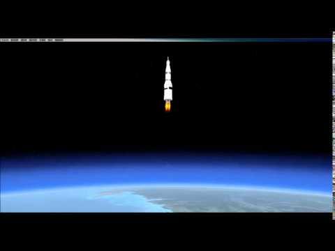 Saturn V test