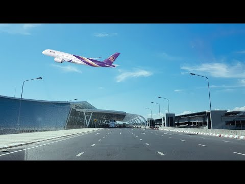 Phuket International Airport 2018