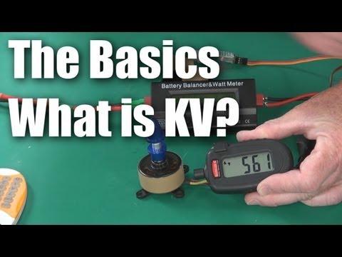 RC BASICS: What is KV?