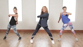 20-Minute Cardio Dance Workout From a Celebrity Trainer | Class FitSugar