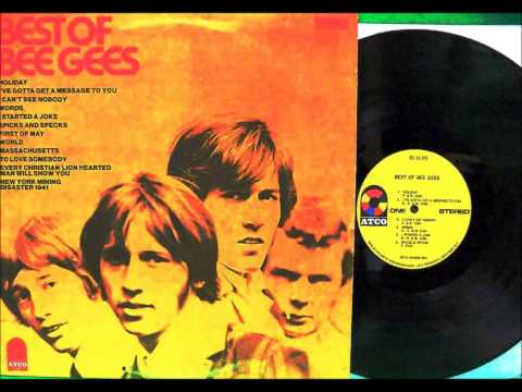 To Love Somebody , The Bee Gees , 1969 Vinyl