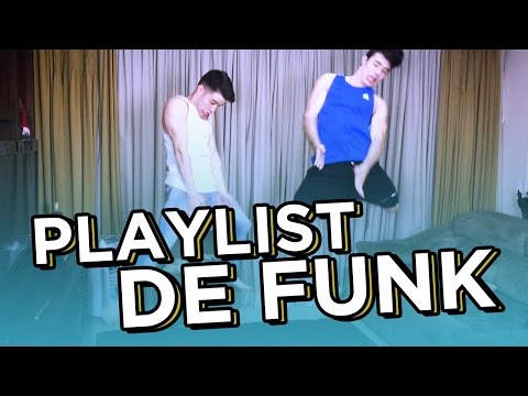 PLAYLIST DE FUNK!!! | Canal Brothers Rocha Oficial